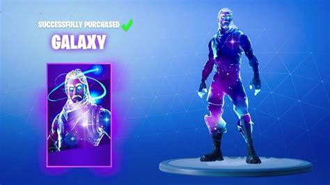 unlock  galaxy skin  fortnite rarest skin