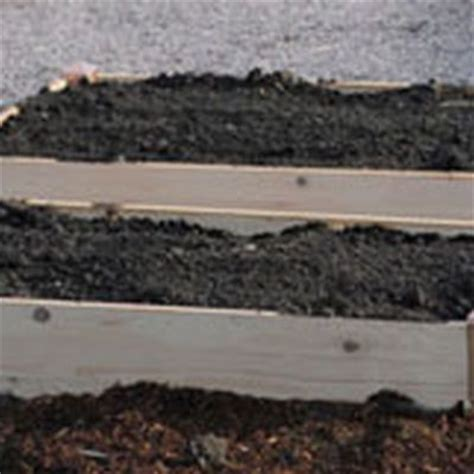 raised bed soil calculator raised beds beds and squares on