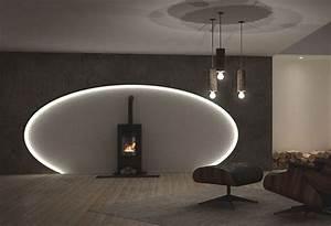Interior Designer Ausbildung : wohnideen wandgestaltung maler lichteffekte f r deckengestaltung und wandgestaltung ~ Markanthonyermac.com Haus und Dekorationen