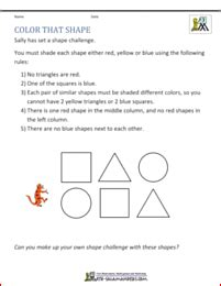logical thinking worksheet 4th grade 1000 ideas about