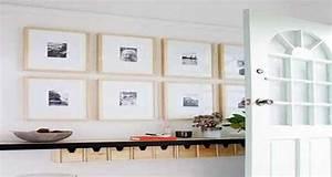 diy deco comment accrocher des photos avec style With comment faire la couleur orange en peinture 7 diy deco comment accrocher des photos avec style