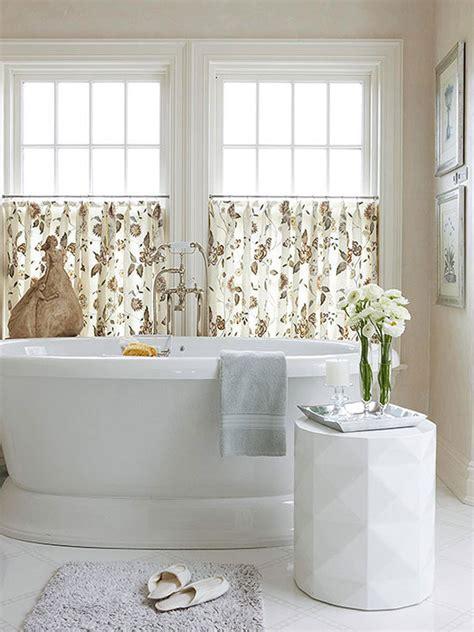 designs  bathroom window treatment house