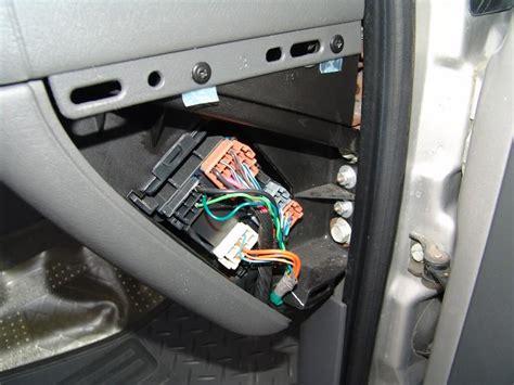 silverado blend door actuator calibration 2004 chevrolet silverado changing the passenger side