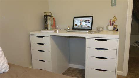 Linnmon Alex Desk Australia by Bits Of Ikea Alex Desk My Workspace