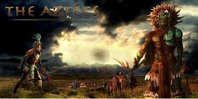 Aztec Warrior Wallpapers Mayan Aztecs Ancient Battle
