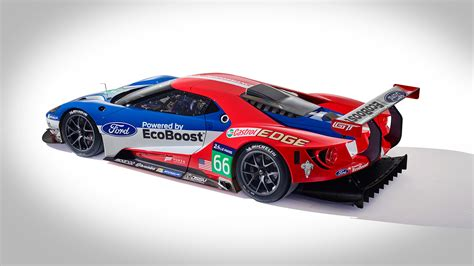 ford gt le mans racecar wallpapers hd images