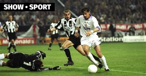 Mijatovic on the goal in the 1998 Champions League final ...