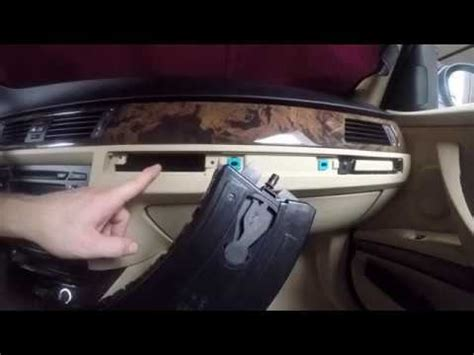 bmw cup holder removal repair and replacement e90 e91 e92 e93