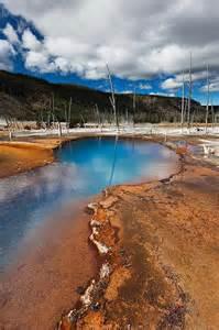 Opal Pool Yellowstone National Park