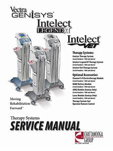 Vectra Genisys Service Manual