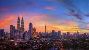1920x1080 Buildings Kuala Lumpur desktop PC and Mac wallpaper