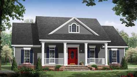 country style homes plans small country house plans with porches best small house