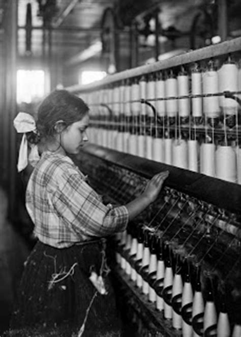 history   lewis hine mill workers ctd
