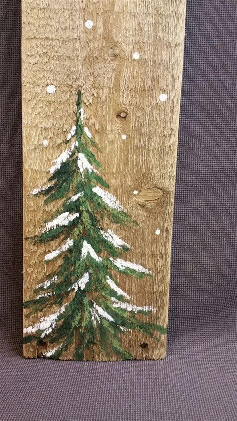 let it snow hand painted christmas decorations winter