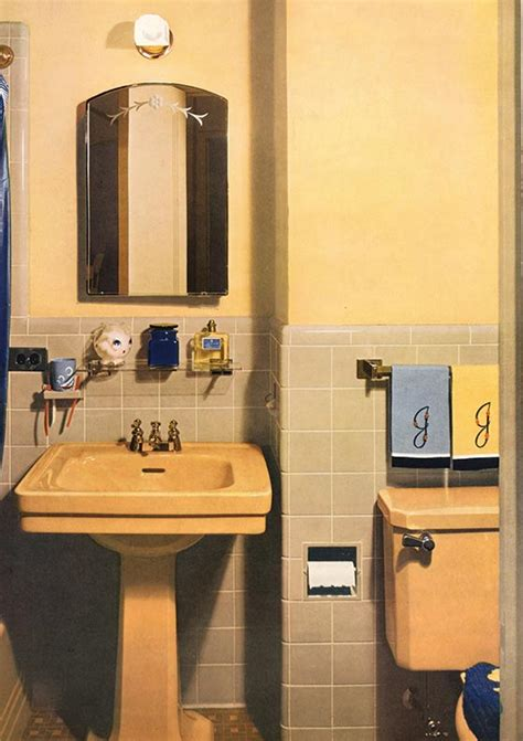 Guide To 20thcentury Bathroom Tile  Oldhouse Online