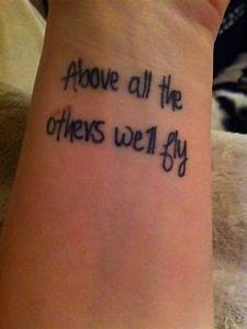 Tattoo - lyrics from creed my sacrifice - first dance for ...