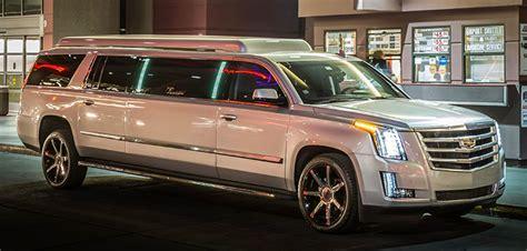 Las Limo by Cadillac Escalade Limo Rental Presidential Limousine