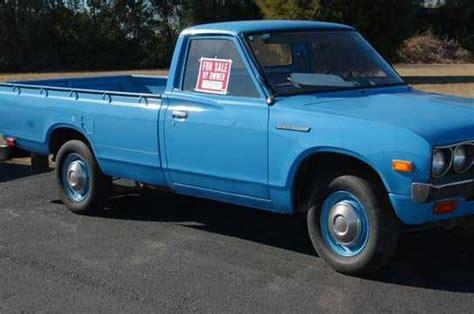 1976 Datsun Truck by 1976 Datsun Truck Mitula Cars