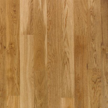 Step Cadenza Natural Oak Real Wood Top Layer Flooring 1 m²