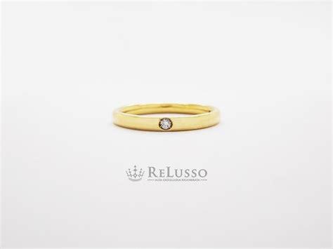 lucciole pomellato prezzo anello pomellato lucciole in oro giallo con diamante