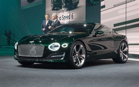 Bentley Picture by Now That S More Like It Bentley Exp 10 Speed 6 Points To