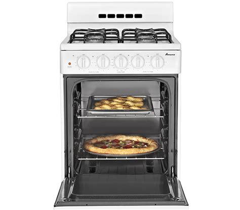 amana cu ft oven capacity gas manual range cook broiler designerappliances
