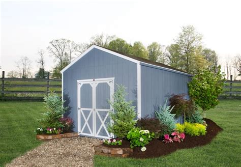 landscaping around a garden shed pin by kim esposito on curb appeal pinterest