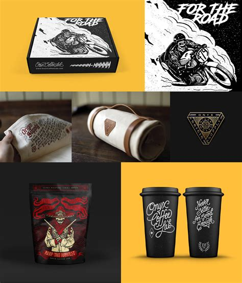 Started in 2012 by jon and andrea allen, onyx coffee lab strives to find the best possible coffees and roast them to their full potential. Onyx Coffee Lab on Behance
