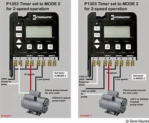 A Pool Pump Motor Wiring Diagram