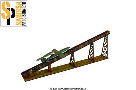 V1 Rocket & Launch Ramp Bundle