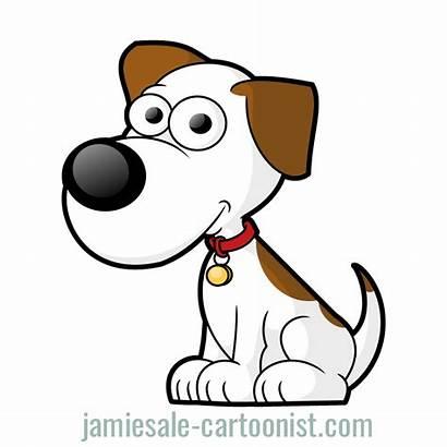 Dog Cartoon Clip Dogs Clipart Animated Cartoons