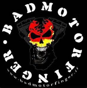 Badmotorfinger Logo