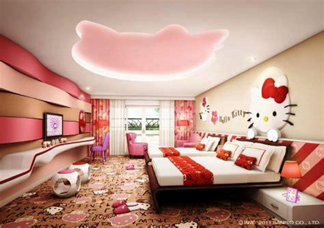 hello rooms for 15 lovely hello kitty room designs for your little princess