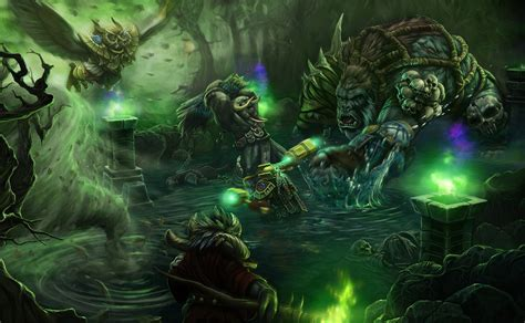 heroes  newerth hd wallpaper background image