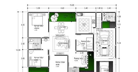 kumpulan denah rumah minimalis modern karya arsitek ternama
