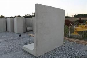 Mur En Béton : murs en l b ton pour sout nement lyon murs en l b ton pour sout nement saint etienne l b ton ~ Melissatoandfro.com Idées de Décoration