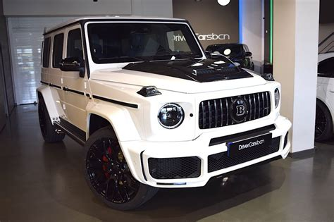What will be your next ride? 2020 Mercedes-Benz G700 Brabus in Barcelona, Spain for sale (10983484)