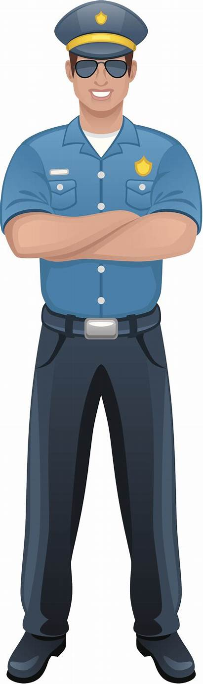 Policeman Clipart Police Clip Hat Clipground Help