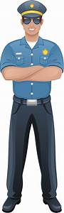 Police Officer Clipart - ClipartXtras