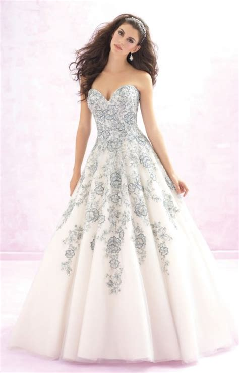 bridal mj119 wedding dress