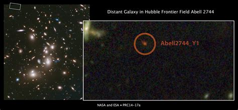 Looking Beyond Nasa Frontier Fields Possibly Finds One