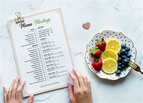 Download the mockup templates for free! Food Mockup, Drink Mockups, Best PSD mockups | ApeMockups