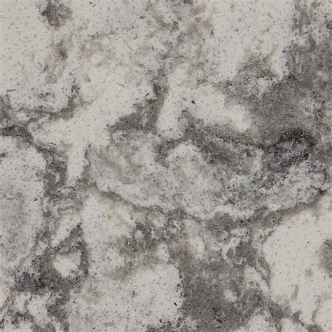 allen roth frosted billow quartz kitchen countertop