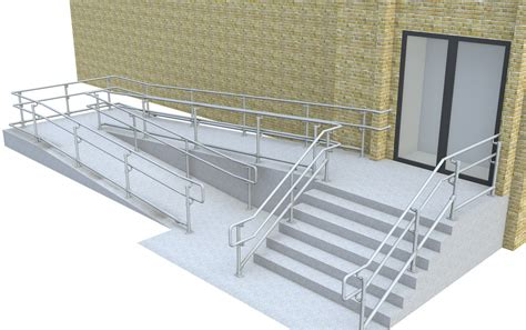 wheelchair r railing ada standards guidelines manual recommendations 1002