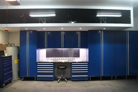 Cabinets Garage Journal by Blue Saber Cabinet Install Review The Garage Journal