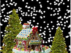 Dec 9 Children's Gingerbread House Decorating Resort at