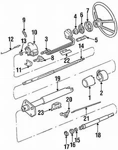1992 C1500 Steering Diagram