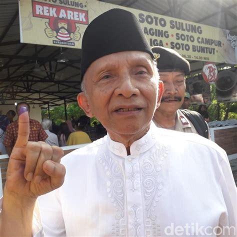 Klaim Pan Anak Amien Rais Lolos Jadi Wakil Rakyat Dari Diy