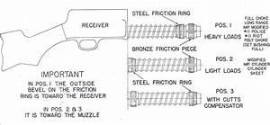 1952 Fn Belgium Browning 16 Gauge Shotgun