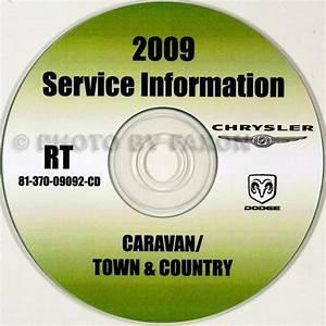 2009 Dodge Grand Caravan And Chrysler Town  U0026 Country